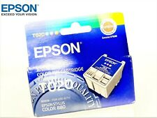 2 x Genuine Epson T020 Ink Cartridge For Epson Stylus Color 880