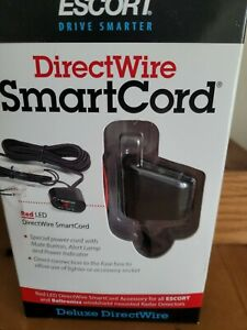 Escort Direct Wire SmartCord - Red