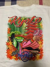 2019 Japan Hard Rock Cafe Kyoto City T-Shirt