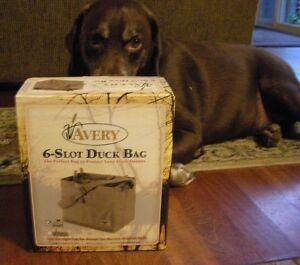 Avery Greenhead Gear GHG 6-Slot MAX 5 Camo Decoy Bag Floating & Full Body Duck