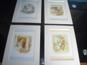 Beatrix Potter Print