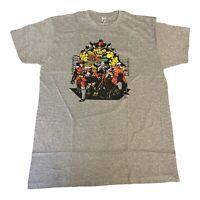 Nintendo Character T-Shirt - Bowser Ganon Robotnik - Size XL