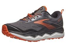 Brooks Caldera 4 Hombre Zapatillas de Correr Gray Naranja Run 1103281D014