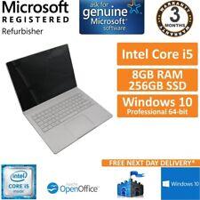Microsoft Surface Book 2, Intel i5-7300u @ 2.4GHz, 8GB, 256GB SSD, Win10Pro