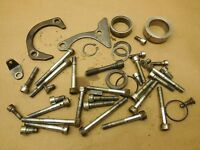 1993 KTM 300 MXC Hardware parts lot nuts case bolts etc. 93 300 EXC