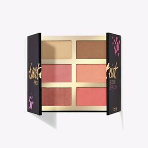 Tarte PRO Glow & Blush Pallete - Pink/Rose Gold/Gold/Bronze Blush