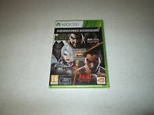 Tekken 6/Tekken Tag Tournament 2/Soulcalibur V Fighting Edition XBOX 360 Import