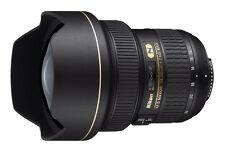 Nikon Zoom-Nikkor 14-24mm f/2.8 AF-S G ED IF VR Lens