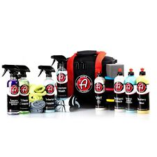 Adam's Polishes Adam's 8 Bottle Bag Car Care Kit