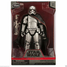 "Star Wars: The Force Awakens Disney Elite Series Captain Phasma 7 1/4"" Figure"