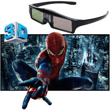 Universal Active 3D Glasses for DLP 3D Projector BenQ Optoma 3D Home Theater USA