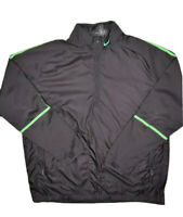 Nike Golf 1/2 Zip Pullover Jacket Mens XL Grey Base Layer Athletic Performance