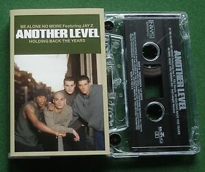 Another Level Be Alone No More ft Jay Z + Cassette Tape Single - TESTED