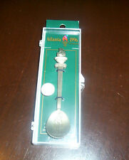 OLYMPICS 1996 ATLANTA Olympic Games Official Pewter Game Souvenir Spoon NEW