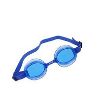 Water Gear Razor BLUE Lens Goggles Competition Performance Swim Anti Fog 29100B