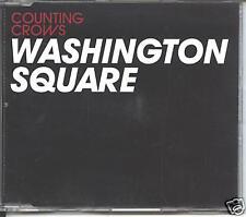 counting crows - washington square promo cd