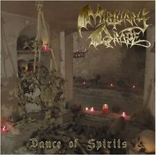 MORTUARY DRAPE / NECROMASS - Dance Of Spirits / Ordo Equlibrium Nox - Split CD