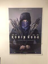 manifesto ROBIN HOOD l'origine Della Leggenda !!!