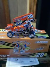 2005 tont stewart 20 american compressed steel 1 24th scale sprint