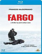 Fargo Blu-ray 1996 William H Macy Widescreen
