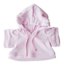 """Pink Sweat Shirt Outfit Teddy Bear Clothes Fits Most 14"""" - 18"""" Build-a-bear and"""