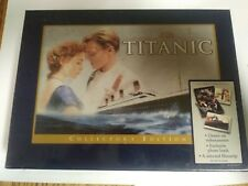 Titanic - Collector's Edition - Box with Film (VHS, 1997)