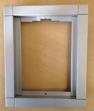 SIEDLE KR 611-1/1-0 SM silber-metallic Kombirahmen 1-fach KR611-1 Kombi-Rahmen