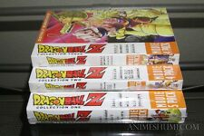 Dragon Ball Z Movie Collection 1,2 & 3 Movies 1-13 Anime DVD Bundle R1