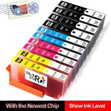 10x Ink Cartridges For HP 564XL Photosmart 5510 5520 6510 6520 7510 7520 Printer