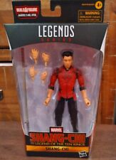 Marvel Legends Shang-Chi And The Legends Of The Ten Rings SHANG-CHI. NO HYDE BAF