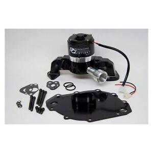 PRW 4446017 Big Block Ford 429  & 460 High Flow Electric Racing Water Pump Black