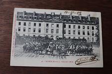 CPA Militaire Cavalerie Saumur Caroussel Mêlée équitation 1909
