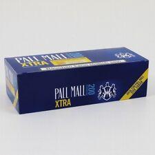 40 x 200 Pall Mall Blau 8000 Filterhülsen Hülsen Zigarettenhülsen