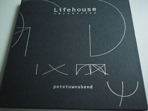 Pete Townshend (The Who) | 6 CD Box im Schuber Lifehouse Chronicles  2000