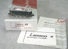 Spur N - LEMACO--N-006...SBB Ae 3/5 10210...OVP    // 4 CC 465