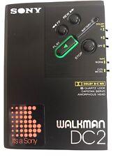 Sony Walkman DC2 mit Tragetasche
