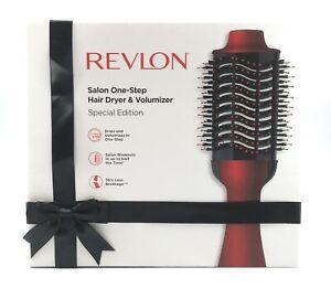 RED 2020 Special Edition Revlon Salon One-Step Hair Dryer & Volumizer