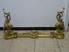 Antike Kaminböcke,Kaminvorsteller,Frankreich,Bronze