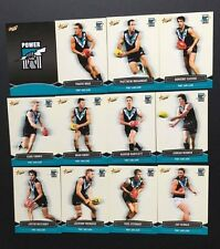 2013 Select Champions AFL Football Cards Team Set - Port Adelaide