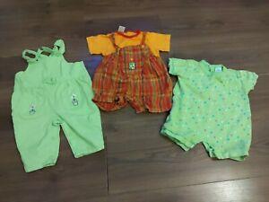 Vintage Baby Girls 3-6 Months Clothing Bundle