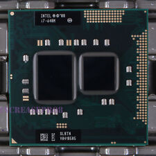 Intel Core i7-640M SLBTN Quad-Core CPU Processor 2.5 GT/s 2.8 GHz