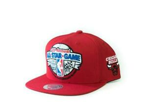 Mitchell & Ness 1985 NBA All Star Indianapolis Michael Jordan Chicago Bulls Hat