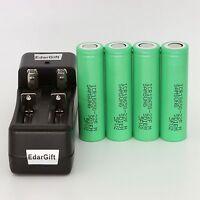 18650 ICR18650-22F 2200mAh Li-ion Rechargeable Battery low drain 3.6v