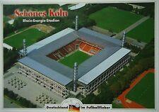 Stadionpostkarte Köln Rhein Energie Stadion Luftbild # 5040