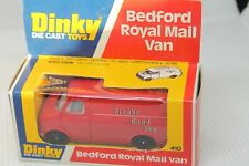 DINKY TOYS * BEDFORD VAN * BROOKE BOND TEA  * 1:43 * CODE 3