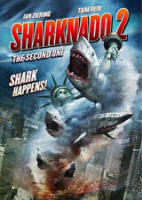 Sharknado 2: The Second One DVD
