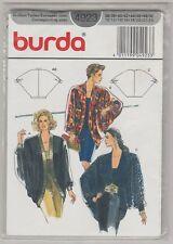 Patron Couture BURDA N°4923 Cocktail Jacket Veste femme vintage, du 36 au 50