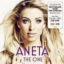 ANETA / THE ONE * NEW & SEALED CD * NEU *