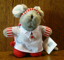 """Ganz Heritage Collection #HX439 MR. L. TOE, 8"""" NEW/Tag From Retail Store, MOUSE"""