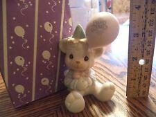 Precious Moments Figurine Have a Beary Special Birthday B0104 W/ Box